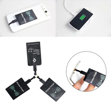 Chip Wireless Charger Lightning iPhone - Charger Wireless Receiver  SJ0003
