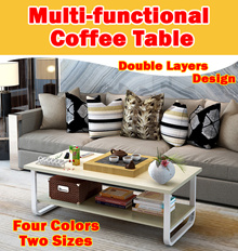 【COFFEE TABLE】★COFFEE DESK★WOOD ★SIDE TABLE ★DINING TABLE ★ELEGANT ★FURNITURE ★OAK ★COMFORT ★STORAGE ★FAST DELIVERY