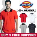 Dickies High Quality Pol* Shirt - kaos pria berkualitas - comfortable material - Kemeja pria