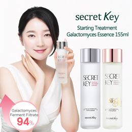 【Secret Key HQ Direct Operation】 Starting Treatment Essence 155ml / GALACTOMYCES CONTAINED!