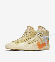 Nike x Off White Blazer Hallow Eve (Code: AA3832 700)