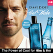 [XIAOMEISG] Davidoff Cool Water EDT for MEN 125ml/EDT for WOMAN 100ml (Ready Stocks/Fresh Stocks from SG)