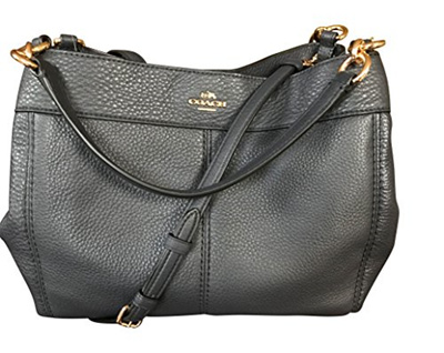 8e9285b933ba Qoo10 -  COACH  Pebbled Leather Small Lexy Shoulder Bag Handbag ...