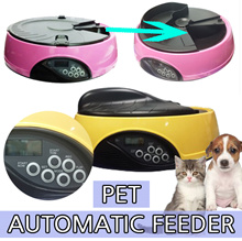 [AONE] Pet automatic feeder / Auto Timer Feeding System / Voice recording and playback / Use to dog