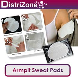 c037701d3b (Most Practical Way)Disposable Underarm Armpit Sweat Pads - Shield Guard  Absorbent Anti