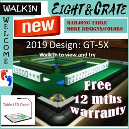 🇸🇬Walk in welcome 🇸🇬 Fast / Good / 100% satisfaction Mahjong Table Folding Automatic Mahjong