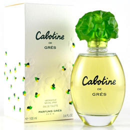 PERFUME CABOTINE DE CRES WOMEN 100ML EDT SPRAY FRAGRANCE
