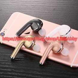 Wireless Bluetooth Headset Left/Right Single Earphone Stereo Earphone Mic Pods Air for iPhone
