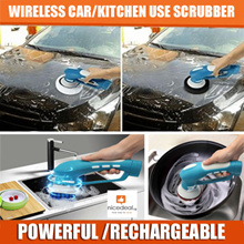 Wireless rechargeable Mini Cordless Handheld Car Polisher Waxing Buffing Pad Auto Polishing Machines
