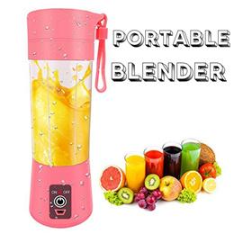 ★BLENDER★ 6 Blade Powerful Portable Juicer Cup Fruit Juicer Bottle Smoothie Crush Ice Powerful