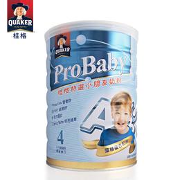 【Quaker 桂格】特選藻精4號小朋友奶粉 1.5kg/罐《大樹健康購物網》