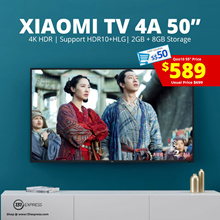 Xiaomi Mi TV 4A  [32 / 43 / 50 / 55 / 65 inch] | Xiaomi Mi Home Theater System