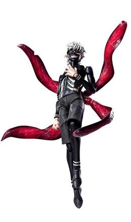 "shop Tokyo Ghoul Figure Kaneki Ken Movable Model Toy 6"" 16cm"