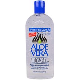 Fruit of the Earth Aloe Vera 100% Gel 12 oz (340 g)