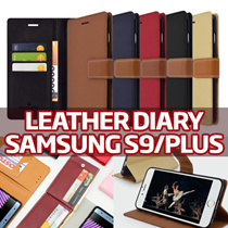 Leather Diary Wallet Case★Samsung S9/Plus/S8/S7/Edge/Note 8/5/iPhone X/8/7/6/S/LG V30/V20