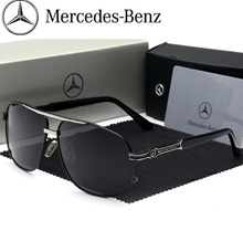 New Mercedes driving sunglasses man Benz Polarized sunglasses 746 Sunglasses Y-366
