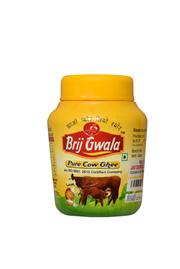 Brij Gwala Pure Cow Desi Ghee 500Ml Jar