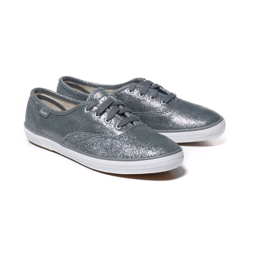 a848cefd7c1c1 Show All Item Images. close. fit to viewer. prev next.  KEDS  CHAMPION  GLITTER SUEDE ...
