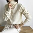 ★韓国ファッション 『Naning9』★自体製作★6color💖デイリー セーター 💖柔らかいニット💖デイリーな使いとしてGOOD!!ラグジュアリーオフィスルック
