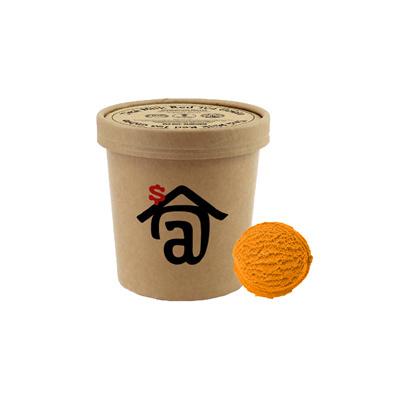 OOI Gelato - Thai Milk Red Tea Gelato 450ml Halal