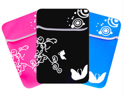 NIDOO 10 Inch Laptop Sleeve Case Water Resistant Protective Portable Bag for 201