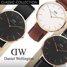 100% Authentic DW ★CLASSIC BLACK★Daniel Wellington Watch★100% Original ★Watch movement with warranty