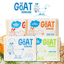 BUNDLE OF 3! Goat Soap [Great for ECZEMA SENSITIVE SKIN] - Natural Goat soap