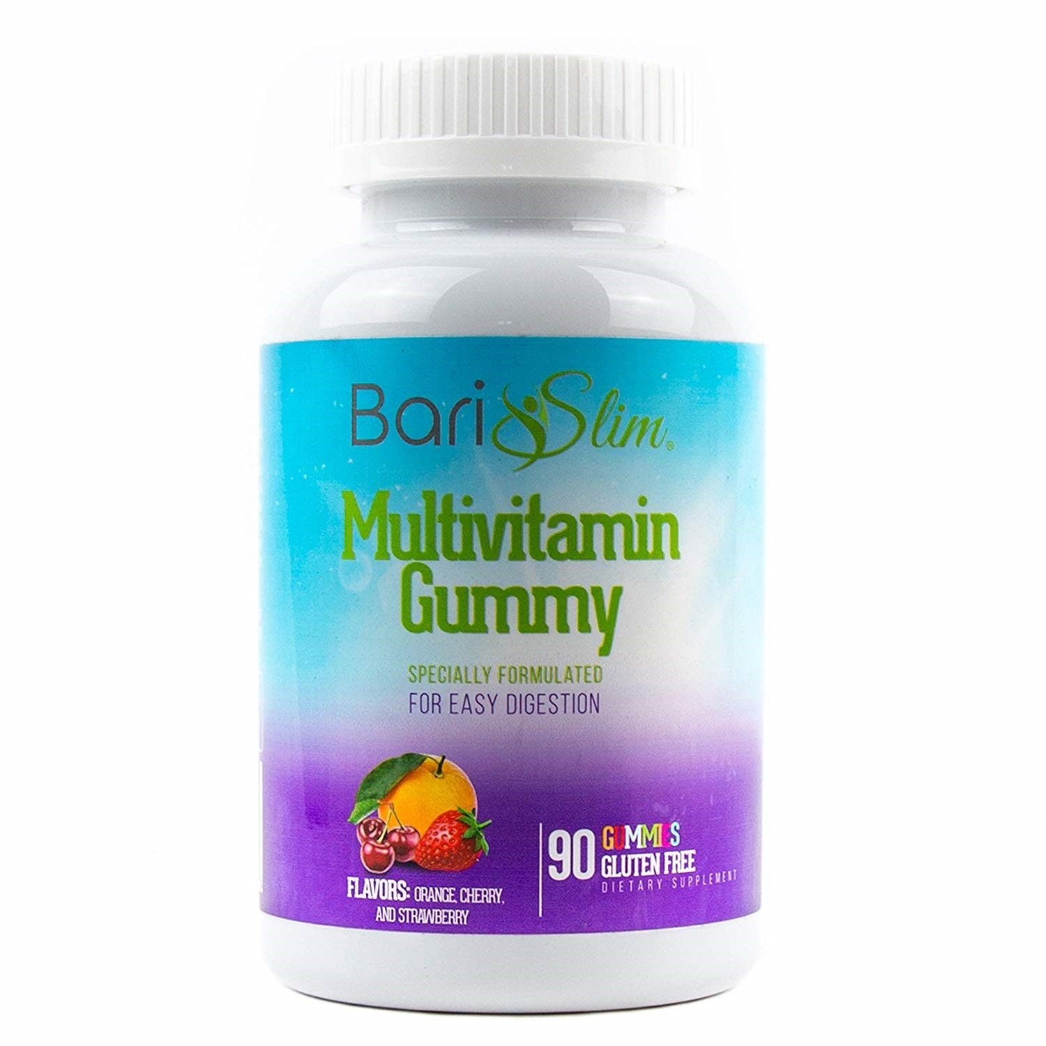 BariSlim Bariatric Multivitamin Gummies Specially Formulated Gummy Vitamin  for Patients After Weigh
