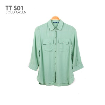 TTS S01 GREEN