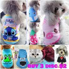 ♥BUY 3 DISC $2 NEW ARRIVAL DOG CLOTHES/BED/CUSHION/ HARNESS/TOYS/PET/CAT/FENCE/CAGE/BUFFER/PEE/PAD