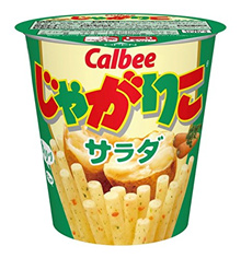 Calbee Calbee Autogon 40g × 12 pieces / Ricoh 60g × 12 pieces / box / mall Japan lowest declare product !!