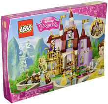 LEGO Disney Princess 41067 Belles Enchanted Castle