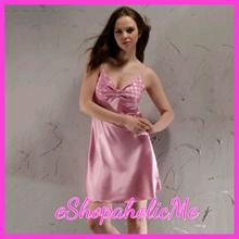 BS0069 Lingerie sexy baby dolls baju tidur dress sexy pajamas