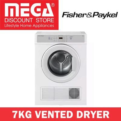 Qoo10 fisher and paykel de7060m1 7kg vented dryer local fisher and paykel de7060m1 7kg vented dryer local warranty fandeluxe Gallery