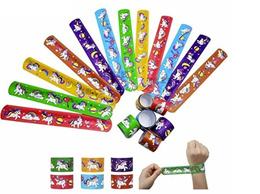Slap band Slap Bracelets - Birthday Party Favors gifts for Kids Boys Girls  Unicorn Emoji animals