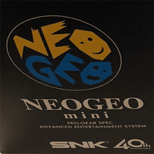 [Preorder] SNK NeoGeo Mini Asia Console // 24 Sept 2018 Official Launch