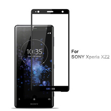 Sony Xperia XZ2 Full Cover Tempered Glass Screen Protector/Ultra Thin Tempered Glass