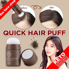 [The Face Shop] Quick Hair Puff(7g)/ Quick Hair Shadow/hair dye/cushion