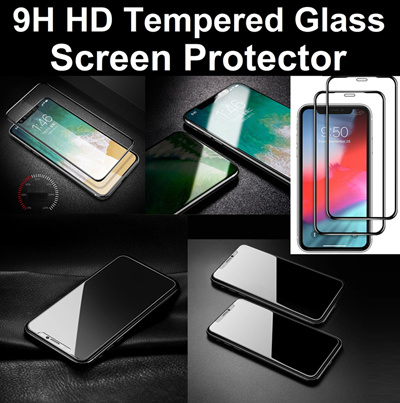 9H HD Tempered Glass Screen Protector