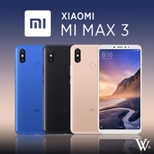 READY to COLLEET Xiaomi Mi Max 3 Max3|4GB RAM 64GB ROM|Snapdragon 636 Octa Core|6.9 Full Screen|