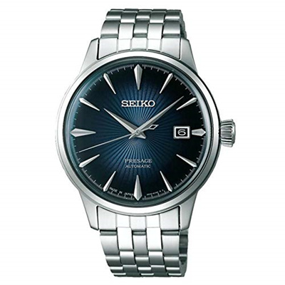 ▶$1 Shop Coupon◀  Seiko PRESAGE Automatic Blue Gradation Cocktail Time