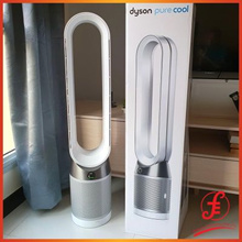 Dyson FAN TP04 Pure Cool Air Purifier Tower Fan WHITE IRON BLUE BLACK