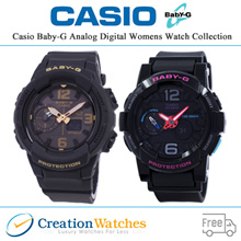 [CreationWatches] Casio Baby-G Analog Digital Womens Watch Collection