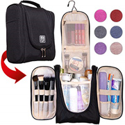 52e47f721a72 toiletry bag for men women - hanging toiletries kit for makeup ...
