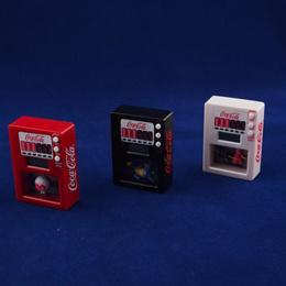 보기 드 문 일본 코카콜라 행복 공장 디지털 타이머 카운트다운 알림