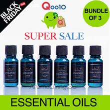 [BLACK FRIDAY DEAL]★Premium Essential Oils★SG Bestseller!★30ML Water Soluble Diffuser Essential Oils