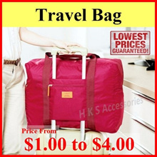 【Cheapest】$2.99 Travel Bag ★ Travel Organiser ★ Cosmetics Bag ★ Bag in Bag