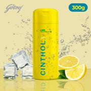 Godrej Cinthol Lime Talc 300g