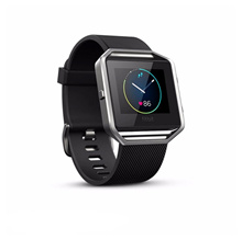 (RM840.00 After Coupon Applied) Fitbit Blaze Smart Fitness Watch (Black Silver) *ORIGINAL PACKAGING/SEALED* MY Warranty/Malaysia