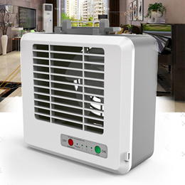 Rechargeable Air Conditioner Fan Air Cooler Portable Fan 3 Level Adjustment Cooling Fan